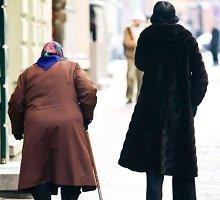 Šiauliai taps pensininkų miestu?