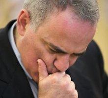 """Garis Kasparovas: Vladimiras Putinas – didesnė grėsmė, nei """"Islamo valstybė"""""""