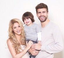 Dainininkė Shakira pagimdė antrą vaiką