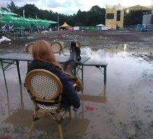 Karklės festivalio pramogas aptemdė aplaidus organizatorių darbas