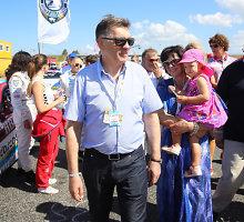 """Algirdas Butkevičius apie jam mestą iššūkį: """"Šaltu vandeniu apsipilu kiekvieną rytą"""""""