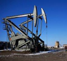 Naftos kaina penktadienį – 59,59 JAV dolerio už barelį