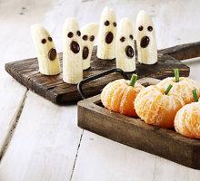 Išradingi pasiūlymai Helovino vaišių stalui