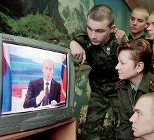Penki Rusijos mitai apie karą Ukrainoje, kuriuos nekritiškai prarijo Vakarų žiniasklaida