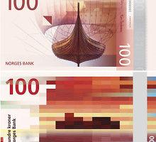 Norvegai nuo 2017 metų turės neįprastų banknotų