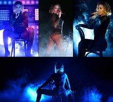 """Beyonce sulaukė kritikos dėl pernelyg seksualaus pasirodymo per """"Grammy"""" apdovanojimų ceremoniją"""