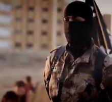 """""""Islamo valstybė"""" paskelbė baisų vaizdo įrašą: belaisviai sau kasa kapus"""