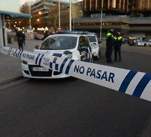Madride bankrutavęs verslininkas atakavo valdančiosios Ispanijos partijos būstinę