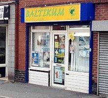 Nepilnamečių girdykla tapusiai lietuvių parduotuvei Derbyje uždrausta prekiauti alkoholiu