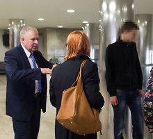 Seime – uždaras Arvydo Anušausko pokalbis su S.Kovalevskajos mokyklos dešimtokais