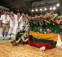 Lietuvoje kitų metų rugpjūtį vyks Europos jaunučių krepšinio čempionatas