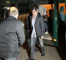 Į Vilnių atvyko kovinių filmų žvaigždė Jeanas Claude'as van Damme'as