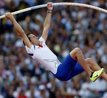2014-ųjų Europos lengvosios atletikos laureatai: šuolininkas į aukštį ir sprinterė