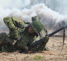 Lietuva, Lenkija ir Ukraina pasirašė sutartį dėl bendros karinės brigados
