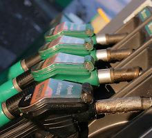 Degalų kainos krenta, bet ar ilgam?