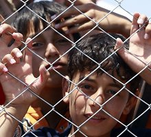 Į Lietuvą atvykusiems pabėgėliams vietoj prieglobsčio – kalėjimo kamera ir smūgiai