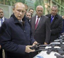 Rusų verslininkas: žmonės Rusijoje jau pavasarį pajus visas V.Putino politikos pasekmes