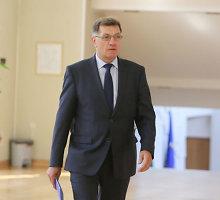 Premjeras Algirdas Butkevičius: Lietuvos parama Ukrainai tik didės