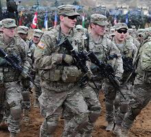 """Jei ateitų """"žalieji žmogeliukai"""", Lietuvos kariai stovėtų nuleidę ginklus?"""