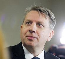 Julius Sabatauskas: prieš grąžinant Darių Valį į pareigas reikėjo Seimo sutikimo