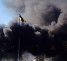 Ukraina: šeši svarbiausi įvykiai nuo prieš metus Maidane įsižiebusios revoliucijos