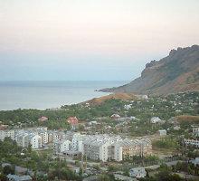 Krymo menininkų oazė sunaikinta: po aneksijos laisvės dvasia gyvavusiame mieste draugai tapo priešais