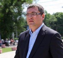 Iš rinkimų kovos Moldovoje pašalinta su Rusija siejama partija