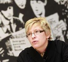 Konservatoriai kviečia Ingridą Šimonytę kandidatuoti į Vilniaus merus