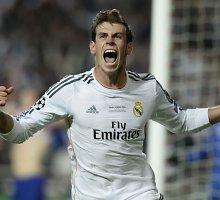 """""""Real"""" klubas patvirtino Garetho Bale'o traumą"""