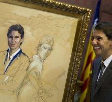 """Carlosas Moya: """"Po traumų Rafaelis Nadalis grįš stipresnis"""""""