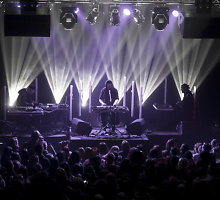 Elektroninės muzikos gurmanams Vilniuje koncertavo kylanti britų žvaigždė Sohn