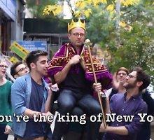 """Parodija """"Ką reiškia būti vyru Niujorko gatvėse"""""""