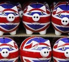 Didžiosios Britanijos konservatorių parlamentarai gali siekti išstojimo iš ES