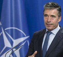NATO ruošiasi padidintos parengties pajėgų formavimui, kad atremtų Rusijos grėsmę