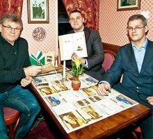 Verslo idėją Londono lietuviai sugalvojo virdami cepelinus