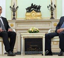 ESBO vadovas prabilo apie niūraus scenarijaus Ukrainoje galimybę