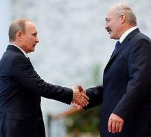 Baltarusija pasirašė sutartį su Rusija dėl dujų tiekimo ir tranzito 2015-2017 metais