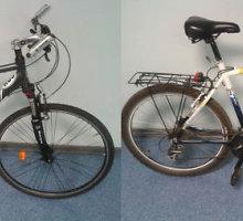 Policija kviečia atsiliepti dviračių savininkus