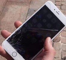 """Išbandyta praktiškai: kiek naujieji """"iPhone 6"""" ir """"iPhone 6 Plius"""" atsparūs smūgiams?"""