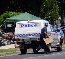 Australijoje viename name rasti nužudyti aštuoni vaikai