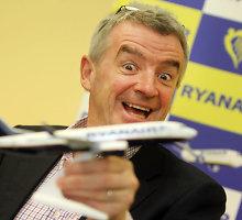 """Skaitytojai demaskuoja """"Ryanair"""" gudravimą: nuo kada euras = 3,67 lito?"""