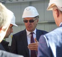 Premjeras Algirdas Butkevičius siūlo pratęsti PVM lengvatą šildymui neterminuotam laikui