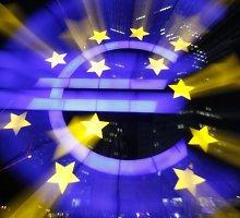 Euro zonos valstybių obligacijų pajamingumas krenta į rekordines žemumas