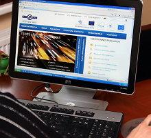 """""""Regitros"""" elektroninių paslaugų portalai neveiks nuo gruodžio 31 dienos"""