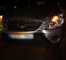 "Alytuje po ""Honda CRV"" ratais žuvo 69 metų pėsčioji"