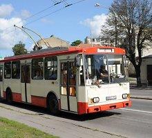 Nuo lapkričio 1 d. Vilniuje keičiasi troleibusų, greitųjų autobusų tvarkaraščiai ir trasos