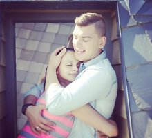 Ieva Mackevičienė pasidalijo šeimos fotografija iš miegamojo