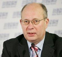 Darbo partija į laisvą Seimo nario vietą planuoja kelti Gedimino Vagnoriaus kandidatūrą