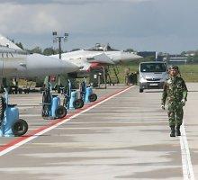 Aviacijos bazėje Šiauliuose darbo metu mirė civilis darbuotojas