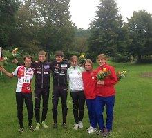 Pasaulio kariškių orientavimosi sporto čempionate – pirmasis Lietuvos sidabras